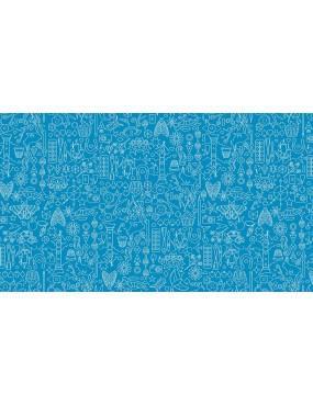Tissu coton Alison Glass...