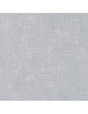 Tissu coton Quilters Linen Gris Argent