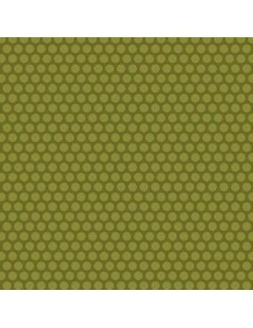 Tissu coton Sequoia Beige à...