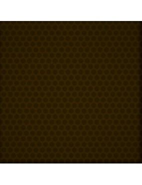 Tissu coton Sequoia Brun à...