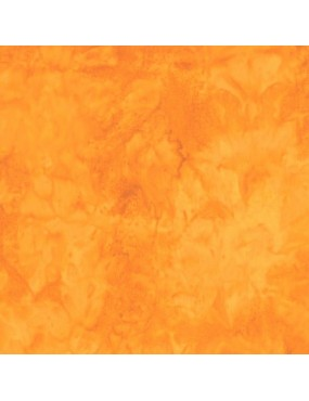Tissu Batik marbré Orange...