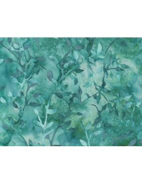 Tissu Batik imprimé Lianes...