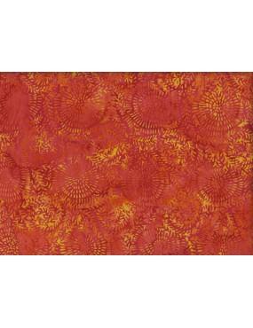 Tissu Batik imprimé...