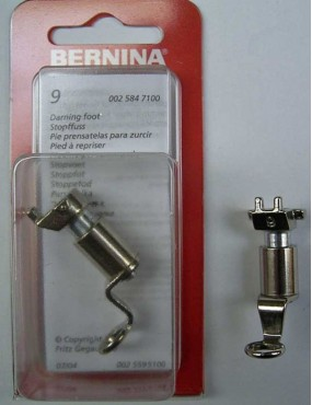 Pied de biche Bernina 09