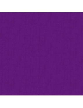 Tissu coton Linen Violet Pensée