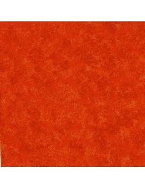 Fat Quarter Spraytime Orange