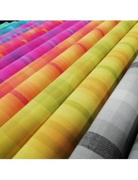 Tissu coton Rayures Kaleidoscope de Alison Glass