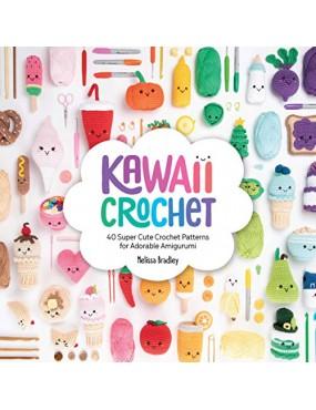 Livre crochet kawaii