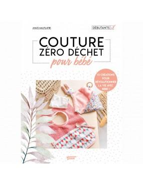 Livre Couture zéro déchet pour bébé
