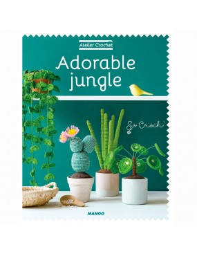 Livre adorable jungle