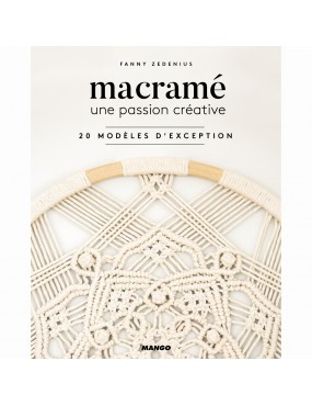Livre Macramé une passion créative