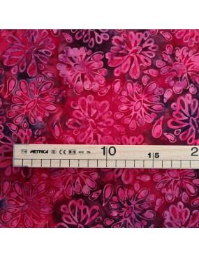 Tissu Batik imprimé Winter...