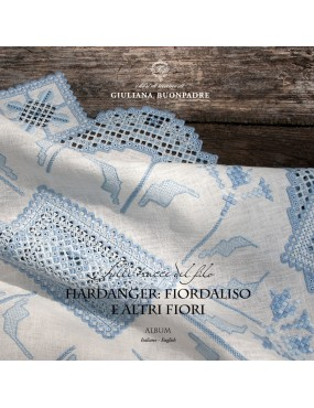 Livre Hardanger Fiordaliso e altri fiori par Giuliana Buonpadre