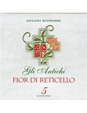Livre Fior di reticello par Giuliana Buonpadre