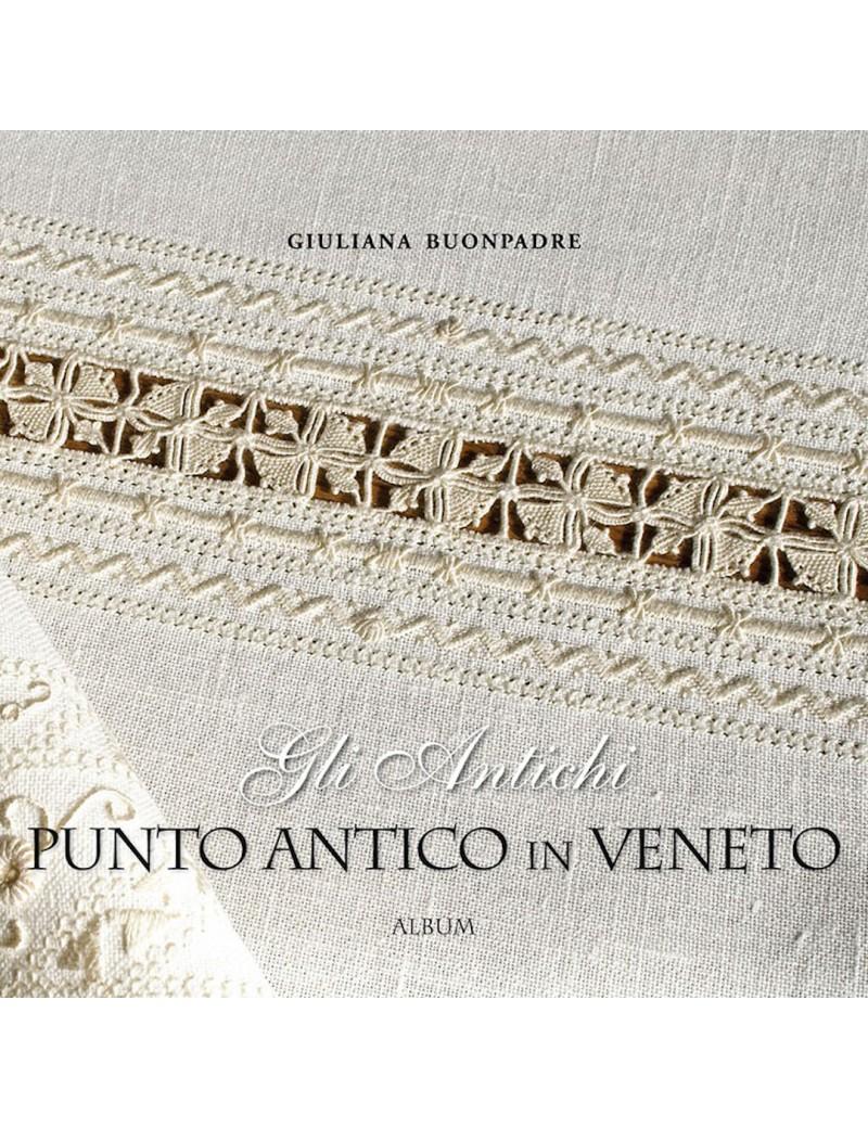 Livre Punto antico in Veneto par Giuliana Buonpadre
