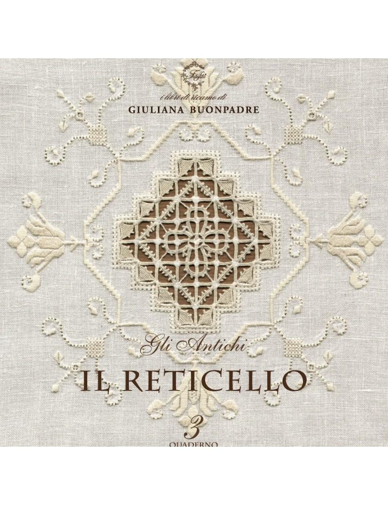 Livre Il Reticello par Giuliana Buonpadre