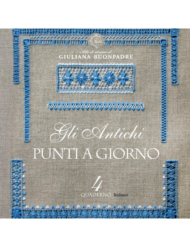 Livre Punti a giorno par Giuliana Buonpadre