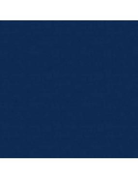 Tissu coton Linen Navy Bleu