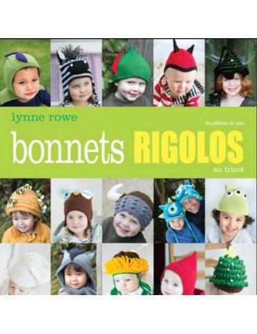 Livre Bonnets rigolos au tricot