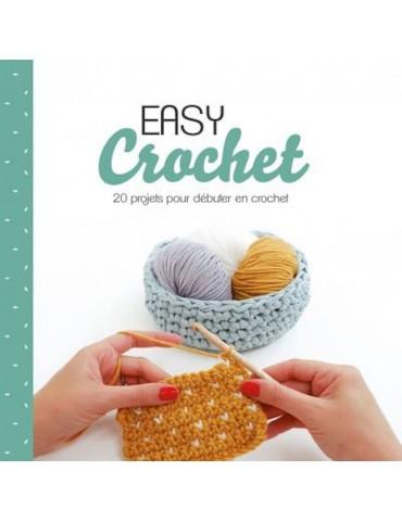 Livre Easy Crochet
