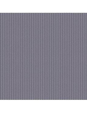 Tissu coton Trinkets 2020 Violet Lilas à motifs de Zig Zag en Bandes