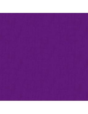 Fat Quarter Linen Violet Pensée