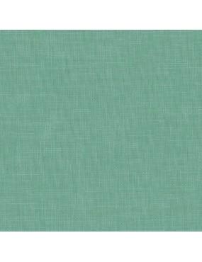 Tissu coton Quilters Linen Vert Canard