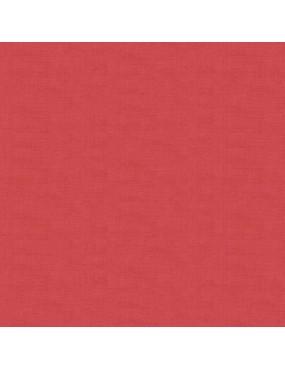 Tissu coton Linen Rose Framboise
