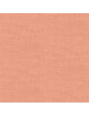 Fat Quarter Linen Rose Corail