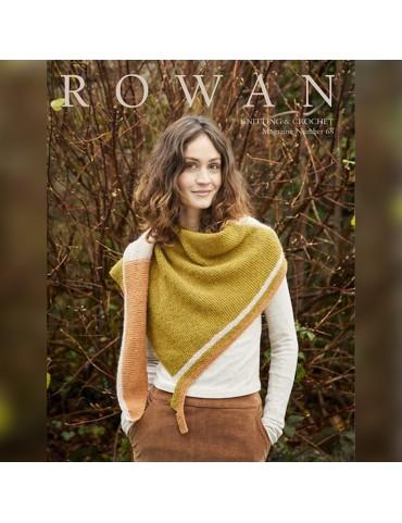 Magazine Tricot et crochet N°68 ROWAN