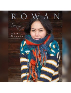 Magazine tricot Nordique ROWAN