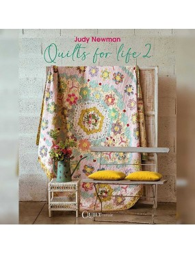 Livre Quilts for life 2