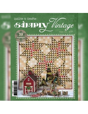 Magazine patchwork Simply...