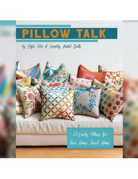 Livre patchwork Pillow Talk...