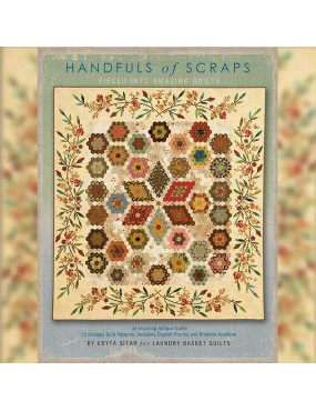 Livre patchwork Hanfuls of...