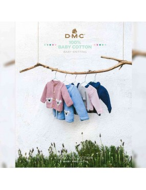 Livre 100% Baby Cotton DMC