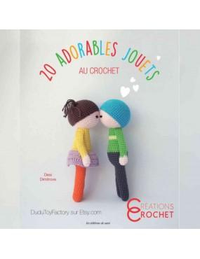 Livre 20 adorables jouets...