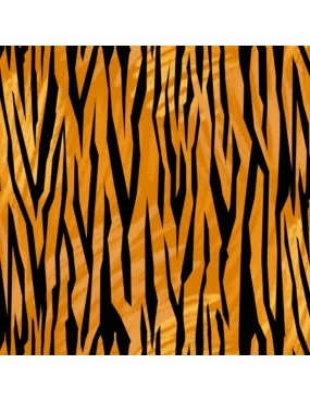 Fat Quarter Tiger Tails à motifs de rayures de tigre