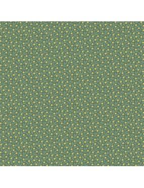 Tissu coton Seamstress à motifs de primevères