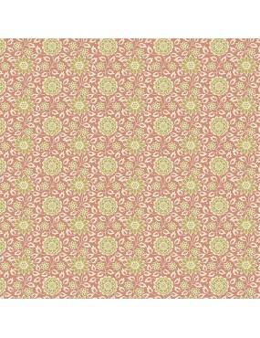 Tissu coton Seamstress à motifs de fleurs