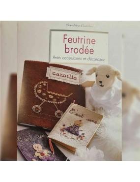 Livre Feutrine Brodée de...