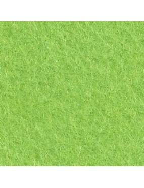 Feutrine de laine Chartreuse