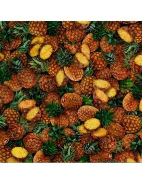 Fat quarter Fresh à motifs d'ananas