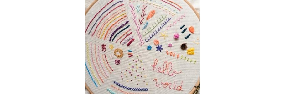 Broderie et tricot | La Bigourello Martigues