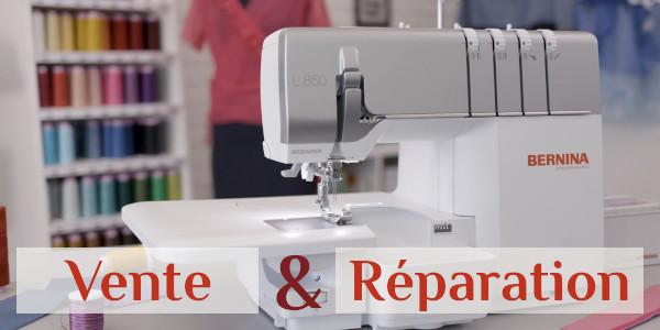 Bernina - Vente & Réparation