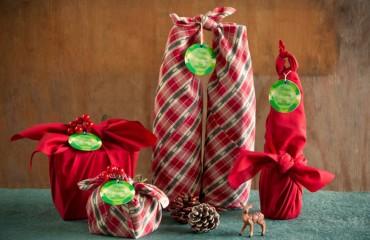 Furoshiki : l'emballage cadeau zéro déchet